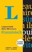 Cover-Bild zu Langenscheidt Abitur-Wörterbuch Französisch - Buch und App von Langenscheidt, Redaktion (Hrsg.)