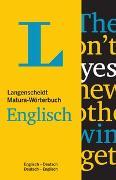 Cover-Bild zu Langenscheidt Matura-Wörterbuch Englisch - Buch mit Wörterbuch-App von Langenscheidt, Redaktion (Hrsg.)