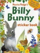 Cover-Bild zu Billy Bunny Sticker Book von Wood, Amanda