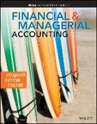 Cover-Bild zu Financial and Managerial Accounting von Kimmel, Paul D.