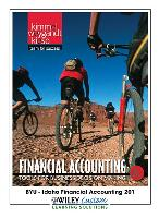 Cover-Bild zu Financial Accounting: Tools for Business Decision Making: BYU - Idaho Financial Accounting 201 von Kimmel, Paul D.
