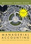 Cover-Bild zu Managerial Accounting: Tools for Business Decision Making von Weygandt, Jerry J.