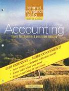 Cover-Bild zu Accounting: Tools for Business Decision Making von Kimmel, Paul D.