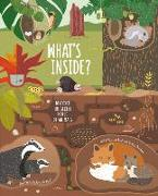 Cover-Bild zu Banfi, Cristina (Ausw.): What's Inside?: Discover the Secret World of Animals