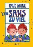 Cover-Bild zu Maar, Paul: Ein Sams zu viel