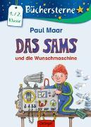 Cover-Bild zu Maar, Paul: Das Sams und die Wunschmaschine