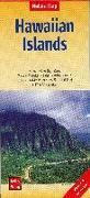 Cover-Bild zu Nelles Map Landkarte Hawaiian Islands. 1:330'000