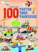 Cover-Bild zu 100 Fakten über Fahrzeuge