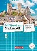 Cover-Bild zu Berkemeier, Helga: Schlüssel zur Mathematik, Differenzierende Ausgabe Hessen, 8. Schuljahr, Schülerbuch - Lehrerfassung
