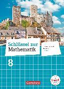 Cover-Bild zu Berkemeier, Helga: Schlüssel zur Mathematik, Differenzierende Ausgabe Hessen, 8. Schuljahr, Schülerbuch