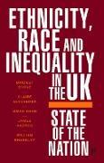 Cover-Bild zu Byrne, Bridget: Ethnicity and Race in the UK (eBook)