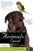 Cover-Bild zu When Animals Speak von Smith, Penelope