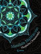 Cover-Bild zu Floßdorf, Martina (Illustr.): Mandala-Malträume: Magische Ornamente