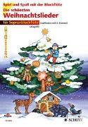 Cover-Bild zu Die schönsten Weihnachtslieder von Magolt, Hans (Instr.)