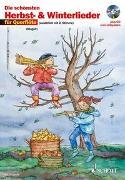 Cover-Bild zu Die schönsten Herbst- und Winterlieder von Magolt, Marianne (Hrsg.)