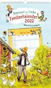 Cover-Bild zu Nordqvist, Sven (Gestaltet): Pettersson und Findus Familienkalender 2022