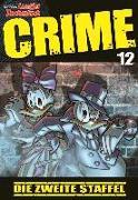 Cover-Bild zu Lustiges Taschenbuch Crime 12 von Disney