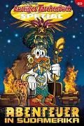 Cover-Bild zu Abenteuer in Südamerika von Disney, Walt