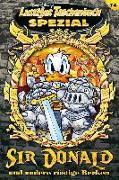 Cover-Bild zu Sir Donald und andere rüstige Recken