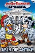 Cover-Bild zu Ab in die Antike! von Disney