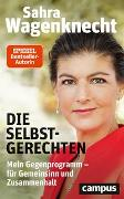 Cover-Bild zu Wagenknecht, Sahra: Die Selbstgerechten