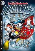 Cover-Bild zu Lustiges Taschenbuch Ultimate Phantomias band 36 von Disney, Walt