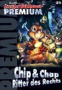 Cover-Bild zu Lustiges Taschenbuch Premium 28. Chip & Chap Richter des Rechts von Disney