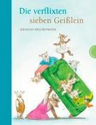 Cover-Bild zu Meschenmoser, Sebastian: Die verflixten sieben Geißlein