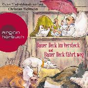 Cover-Bild zu eBook Bauer Beck im Versteck und Bauer Beck fährt weg (Ungekürzte Lesung)