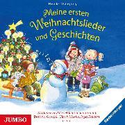 Cover-Bild zu eBook Meine ersten Weihnachtslieder und Geschichten