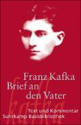 Cover-Bild zu Brief an den Vater von Kafka, Franz