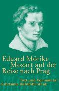 Cover-Bild zu Mozart auf der Reise nach Prag von Mörike, Eduard