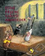 Cover-Bild zu Tashiro, Chisato: Fünf Freche Mäuse Abenteuer