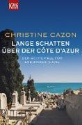 Cover-Bild zu Cazon, Christine: Lange Schatten über der Côte d'Azur (eBook)