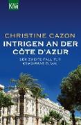 Cover-Bild zu Cazon, Christine: Intrigen an der Côte d´Azur (eBook)