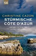 Cover-Bild zu Cazon, Christine: Stürmische Côte d´Azur (eBook)