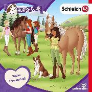 Cover-Bild zu eBook Schleich Horse Club - Folge 10: Wahre Freundschaft