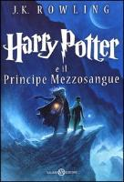 Cover-Bild zu Harry Potter 6 e il principe mezzosangue