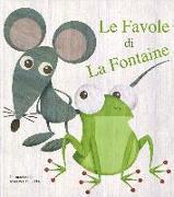 Cover-Bild zu Le favole di La Fontaine