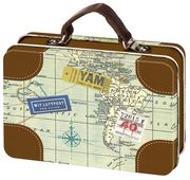 Cover-Bild zu Fernweh Mini-Reisekoffer