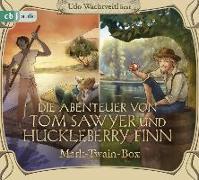 Cover-Bild zu Die Abenteuer von Tom Sawyer und Huckleberry Finn
