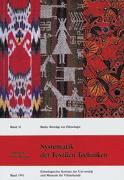 Cover-Bild zu Systematik der Textilen Techniken