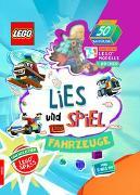 Cover-Bild zu LEGO® Lesen und Spielen mit fantastischen Fahrzeugen