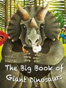 Cover-Bild zu Banfi, Cristina: The Big Book of Giant Dinosaurs and the Small Book of Tiny Dinosaurs