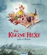 Cover-Bild zu Baeten, Lieve: Die kleine Hexe geht auf Reisen