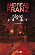 Cover-Bild zu Mord auf Raten von Franz, Andreas