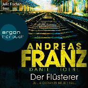Cover-Bild zu Der Flüsterer - Julia Durant ermittelt, (Gekürzte Lesung) (Audio Download) von Holbe, Daniel