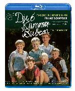 Cover-Bild zu Die 6 Kummerbuben TV-Serie und Kinofilm - Blu-ray