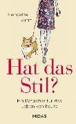 Cover-Bild zu Kuhrt, Henriette: Hat das Stil?