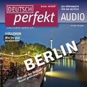 Cover-Bild zu Kuhrt, Henriette: Deutsch lernen Audio - Ausgehen im Sommer (Audio Download)
